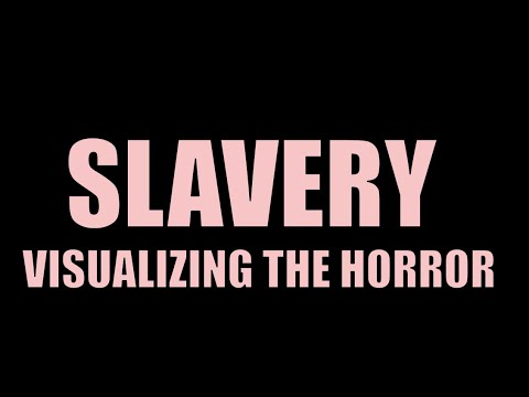 Visual Representation Of The Growth Of Slavery