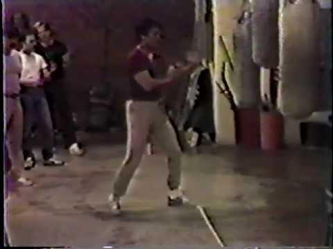 Sifu William Cheung - Los Angeles, 1983 (4/13)