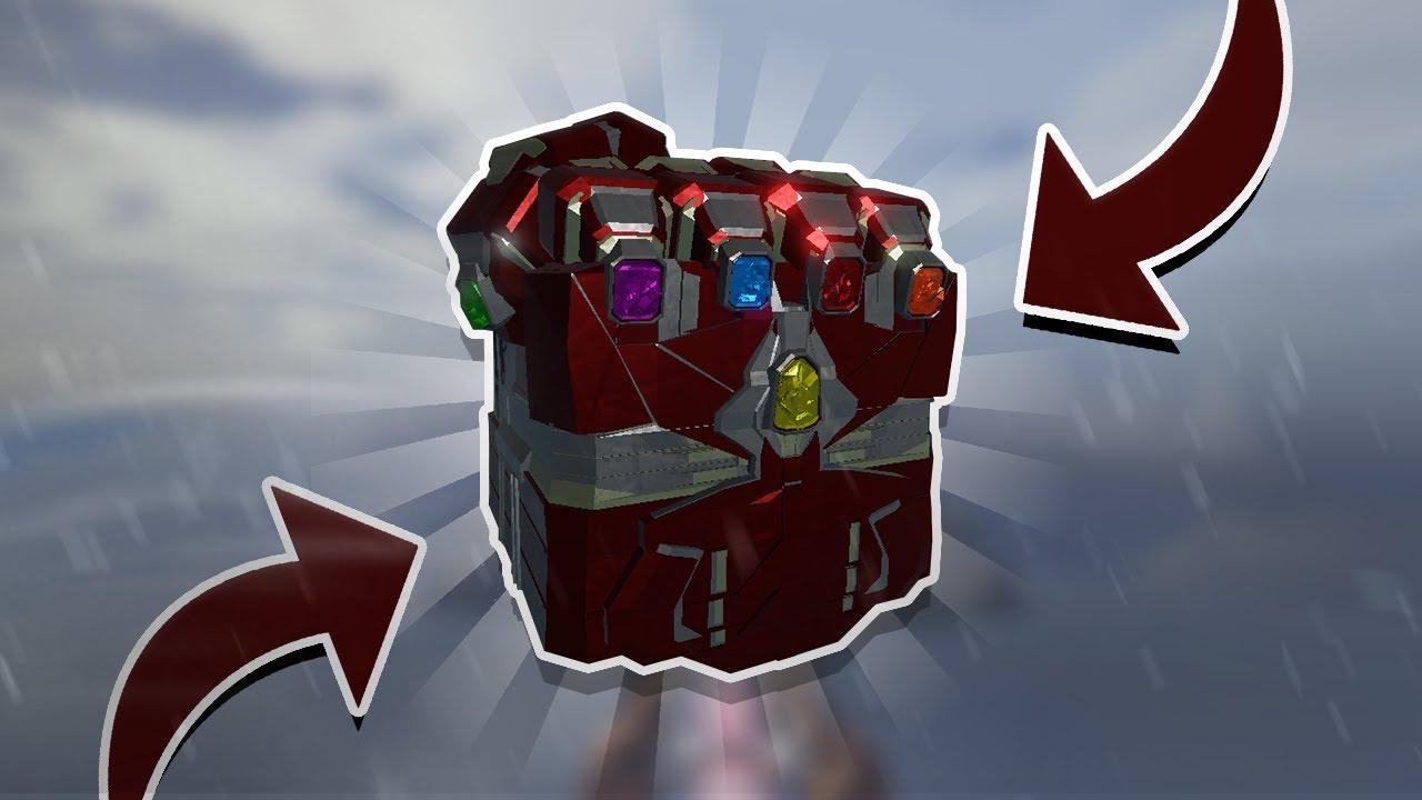 NEW Nano Gauntlet LEAK For Marvel Infinity