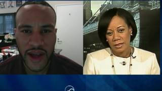 Liz Faublas Interview with Producer Devon Franklin: Miracles from Heaven