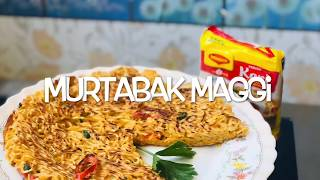 Murtabak Maggi lockdown