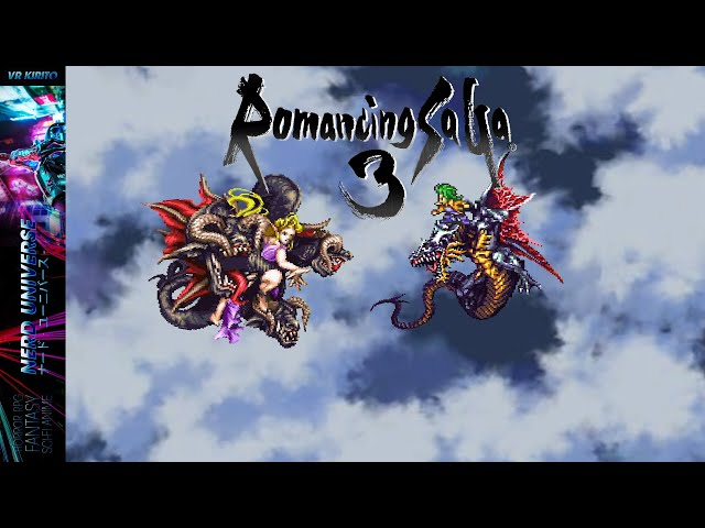 Romancing Saga 3   Von Schlachten & Verrätern ☬ PC HD Remaster [Deutsch]