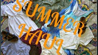 Huge Summer Haul!! Forever 21, Tobi, American Apparel & MORE