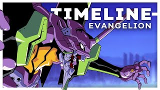 All 37 Evangelion Timelines Explained - Anime Explained