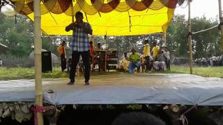 Santali stage song's singer selections