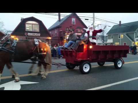 North Conway Christmas Parade, Tree Lighting, and Santa