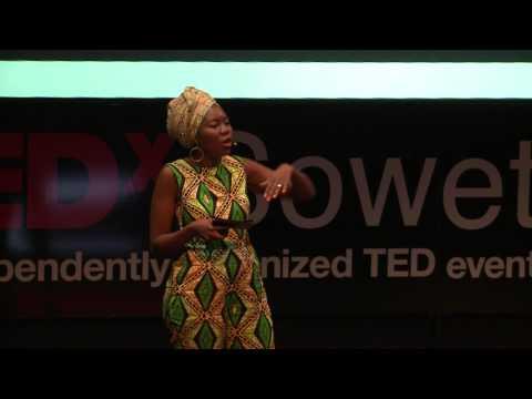 Mad at Mandela | Sisonke Msimang | TEDxSoweto