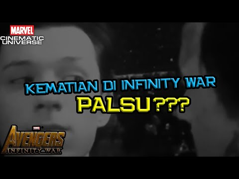 Ini Alasan Kenapa Kematian Di Avengers Infinity War PALSU ! Marvel Indonesia