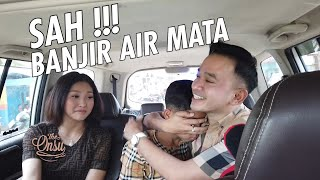 The Onsu Family - SAH !!! BANJIR AIR MATA