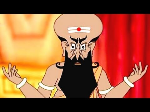 Hawai Baba - Damodar Shastri Animated Story - Hindi Part 5