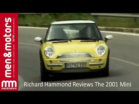 Richard Hammond Reviews The 2001 Mini Cooper