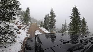 Leadville Jeep Trails - Beautiful Colorado Scenery!