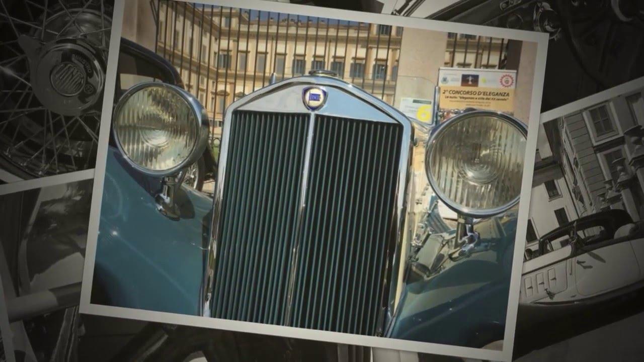 Lancia Astura Grand Sport - 1933 - YouTube
