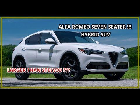Alfa Romeo Suv 7 Seater Hybrid