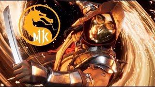 Mortal Kombat 11   Story Mode EP1   ( PS4 PRO )