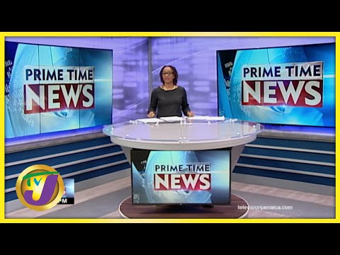 Jamaican News Headlines   TVJ News - June 25 2021