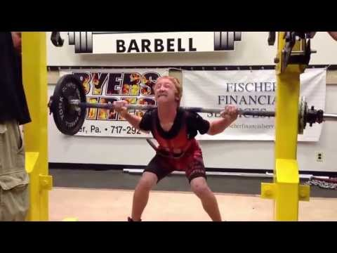 14-Year-Old Can Deadlift Twice His Weight: Too Much, Too