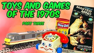 Argos Catalogue 1975/76 - Toys And Games Of The 1970's - Part 3
