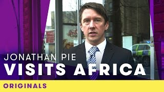 Jonathan Pie Visits Africa | Comic Relief Originals