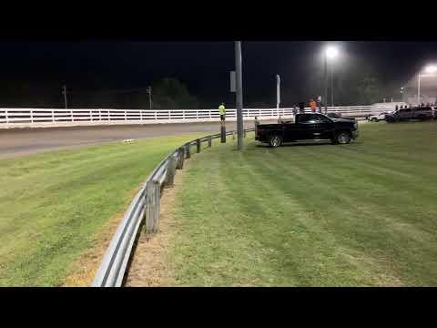 Southern Iowa Speedway Sport Mod A-Main 7-10-12