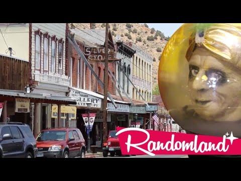 5 Weird Things in creepy Virginia City, Nevada!