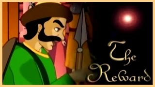Akbar And Birbal In Tamil | The Reward |  Animated Stories For Kids | Rhyme4Kids
