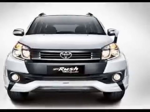 Toyota Rush Suv 2015 New Model Launch In India Wallpaper