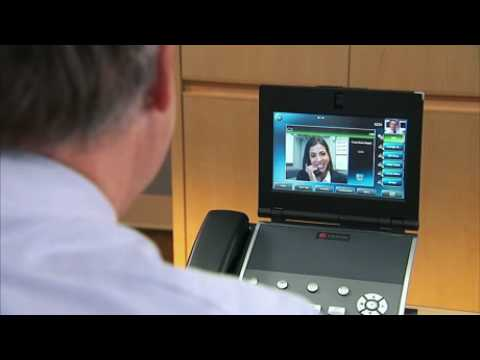 Polycom VVX1500 Business Media VoIP / SIP Phone with Video