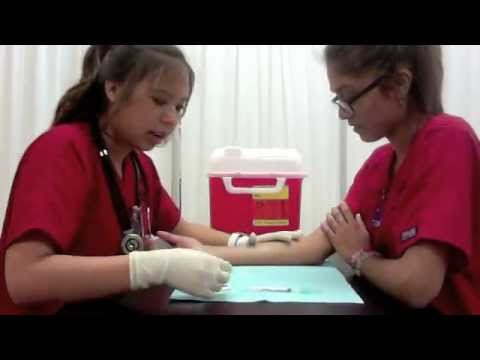 How To Administer A TB Skin Test MA 2014