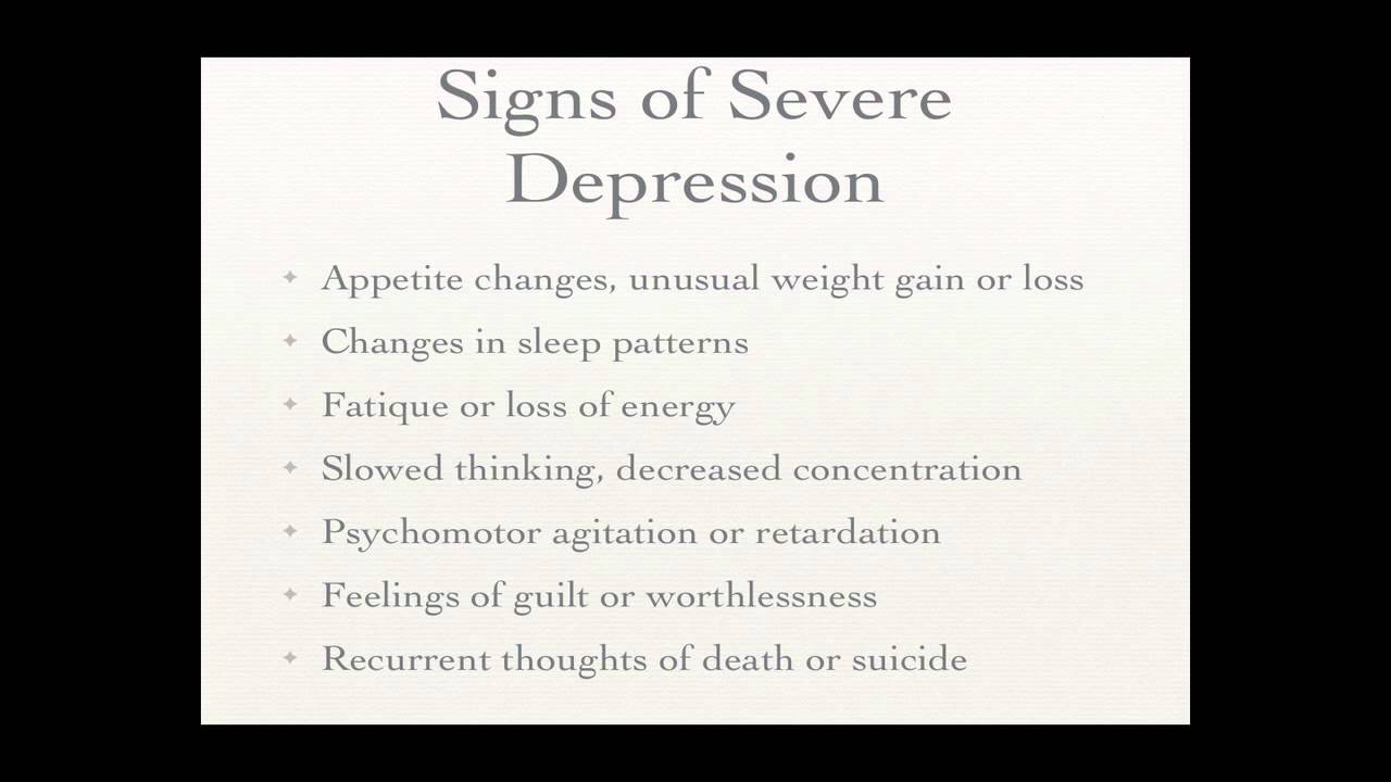 How to overcome depression 83