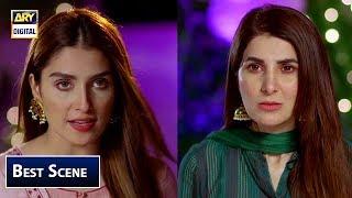 Koi Chand Rakh Episode 24   BEST SCENE   - #AyezaKhan