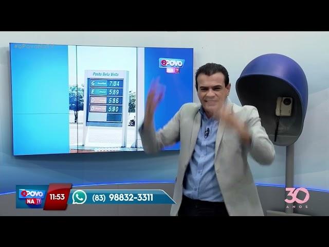 Telespectadores falam sobre o aumento no preço da gasolina - O Povo na TV