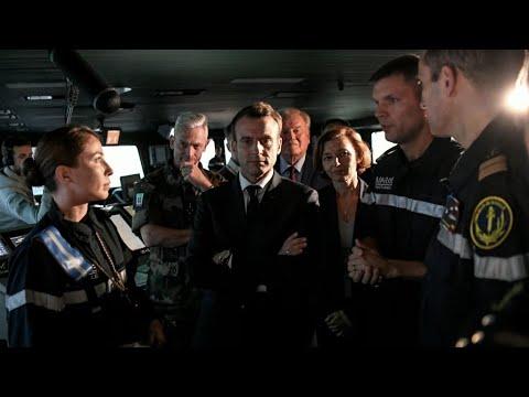 Emmanuel Macron veut une autonomie de la défense française et européenne