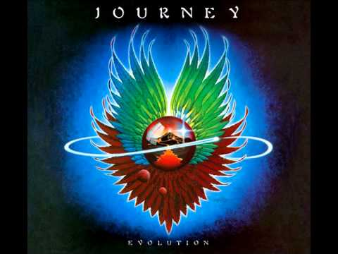 Journey-When You're Alone(It Ain't Easy)(Evolution)