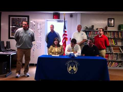 Jakey Dunagan Signs with Morehead State