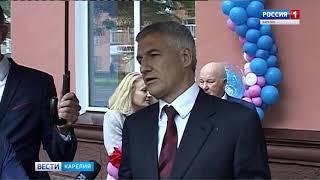 Открылся первый в Петрозаводске магазин карельской рыбы
