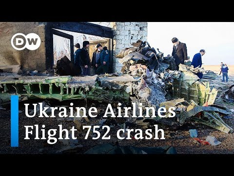 Ukraine Airlines Boeing 737 Crash In Iran Kills All On Board | DW News
