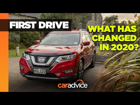 Nissan X-Trail N-Trek 2020 review | What's new in 2020