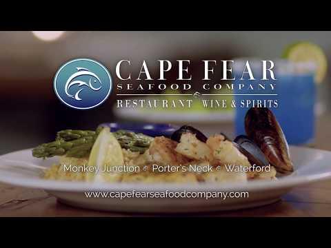 Cape Fear Seafood Company Hard Work Full Length