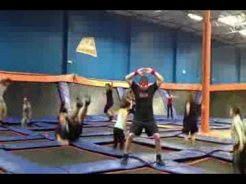 Chalk Fitness Harlem Shake