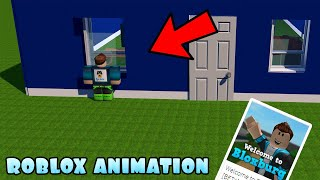 Animation Roblox-Those Who Spy on You in Bloxburg