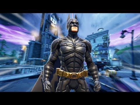 BATMAN SAVED FORTNITE!
