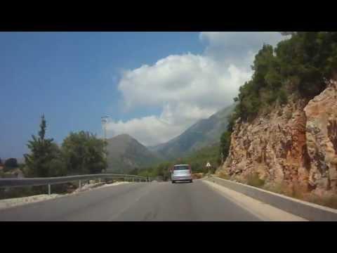 Albania / SH8 Himarë - Orikum