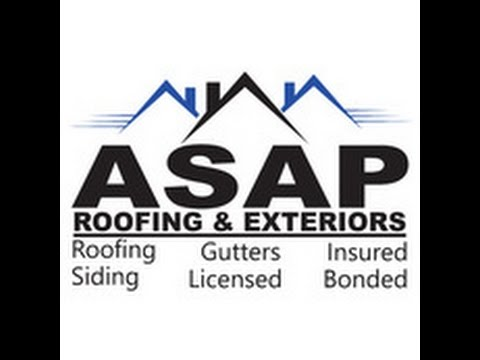 ASAP Roofing- Hail Damage Siding Repairs & Gutter Repairs- Leesburg, Greenbelt & Ashburn