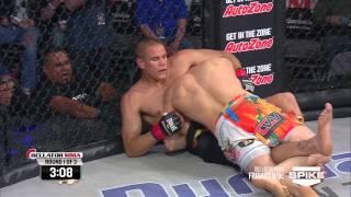 Bellator MMA: Derek Anderson vs. Marcin Held