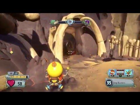 Plants Vs Zombies Garden Warfare 2 ~ Impkata Lessons Quest Completed [LIL DRAKE IMP]