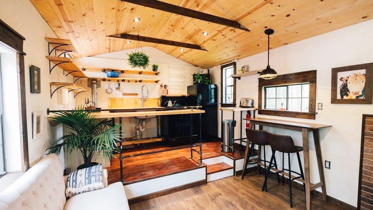 Absolutely Gorgeous The 12x32 Modern Farmhouse Adu For