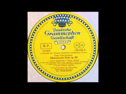 Tchaikovsky, Schwanensee Suite Op 20 , Witold Rowicki