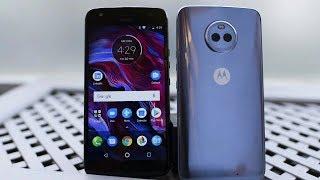 Motorola Moto X4 Unboxing Hindi I First Impression and Unboxing of Moto X4
