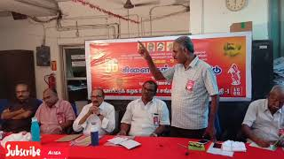 Com.saminathan speech in unit-05 AGB on 16.07.2019